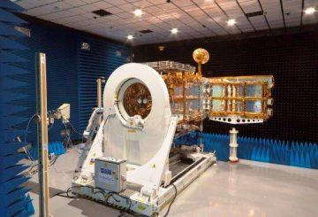 COSMO SkyMed SG1 @Thales Alenia Space (002)