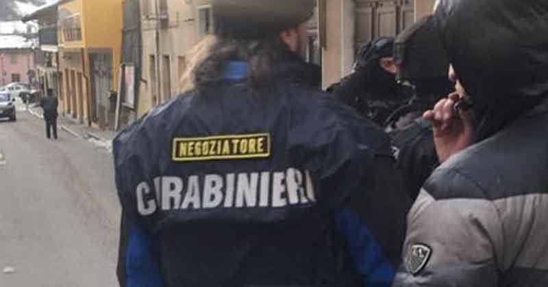 Carabiniere Negoziatore