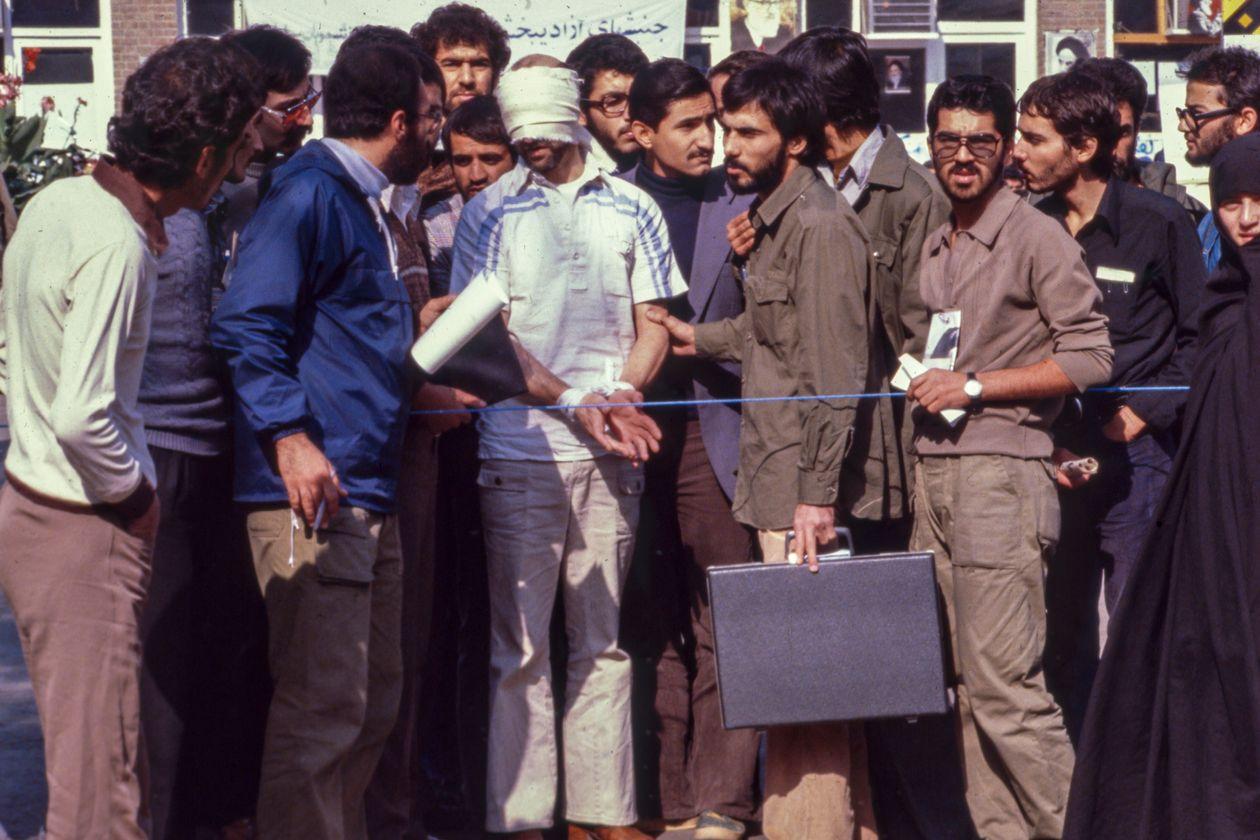 Iran_ostaggi ambasciata americana