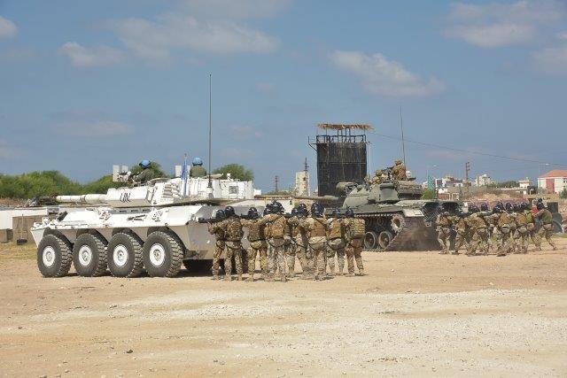 Libano _Addestramento congiunto forze di UNIFIL e Forze Armate Libanesi-1 (002)