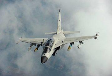 M-346 FA in volo