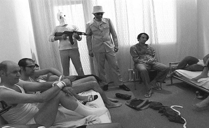 Monaco 1972_Ostaggi