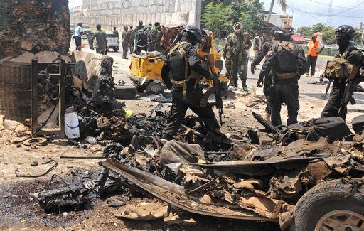 Risultati immagini per attacco ad afgoye somalia