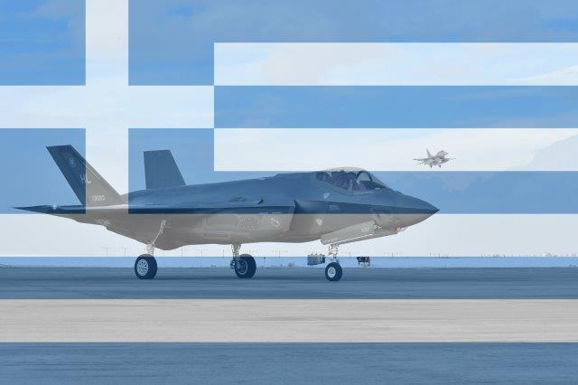F-35-Greece