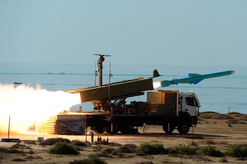 Firing_Qader_Missile_from_a_truck_launcher_(2)