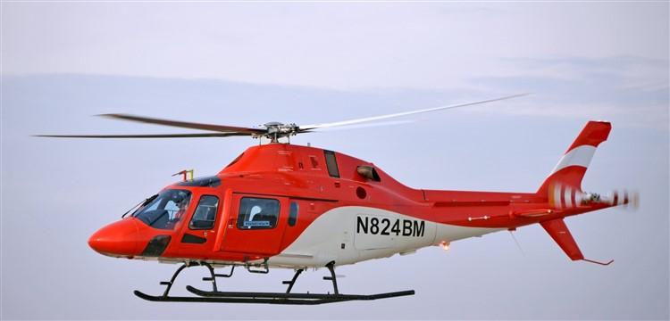 Leonardo-TH119-primo-volo
