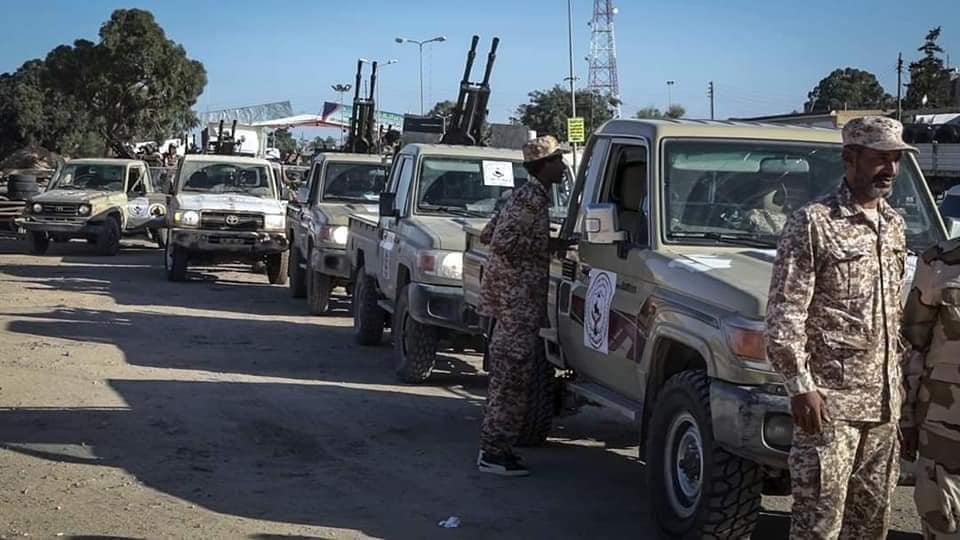 Libya Obs Misurata militia dic 19