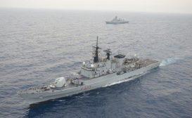 La fregata Scirocco esce dai ranghi della Marina