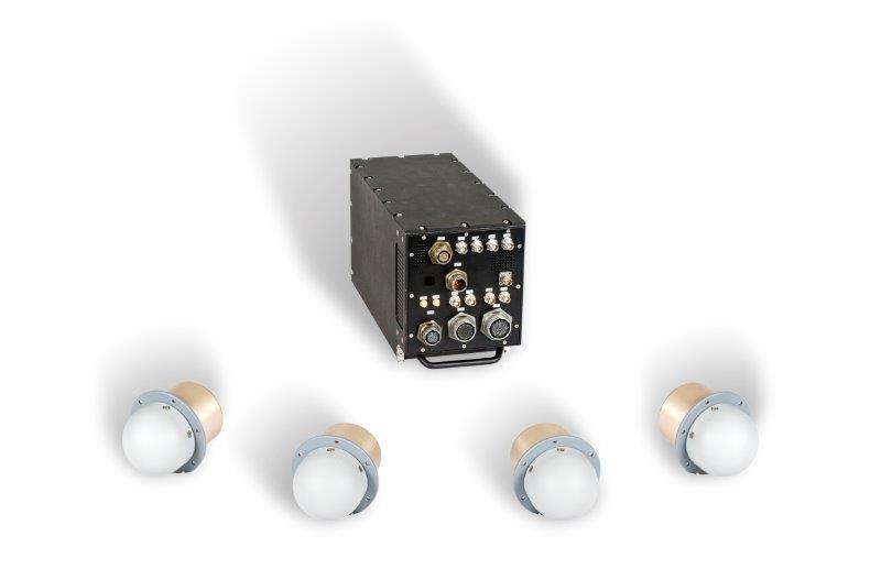 ELT160 RWR system_@Elettronica
