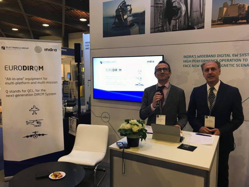 EURODIRQM unveiling at AOC EW Europe 2018_@Luca_Peruzzi
