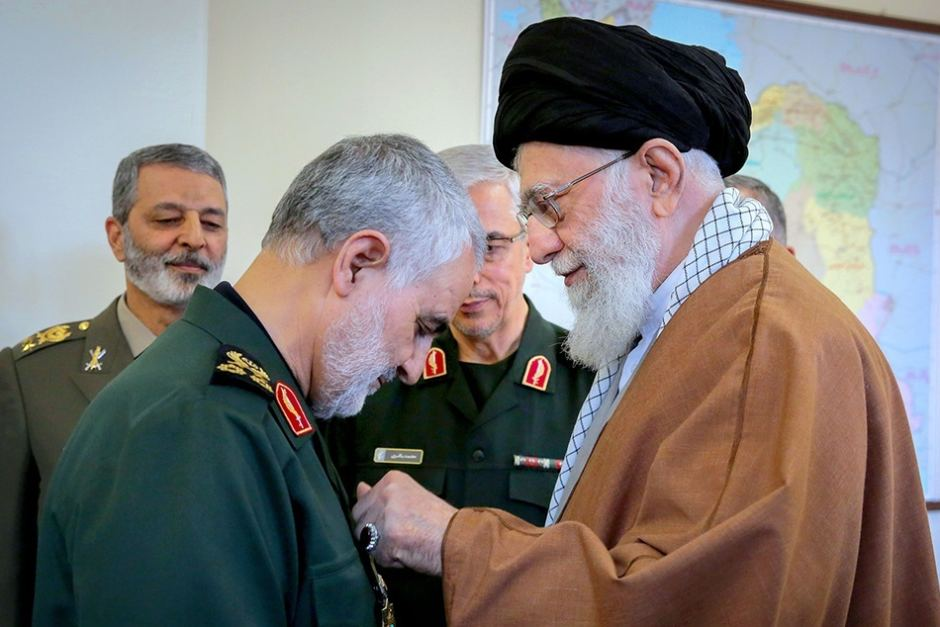 Iran-Khamenei-Assassinio-Soleimani-è-vendetta-dei-terroristi-di-Daesh