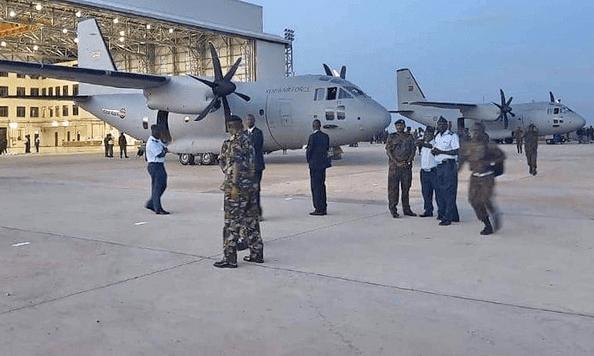 Kenyan-air-force-c-27j-spartan-aircraft