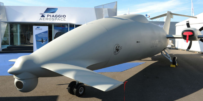 Piaggio-droni