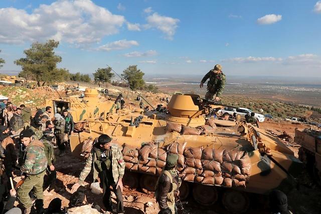 Turchi Afrin