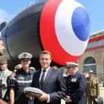 Macron: Force de Frappe più piccola ma deterrente nucleare dell'Europa