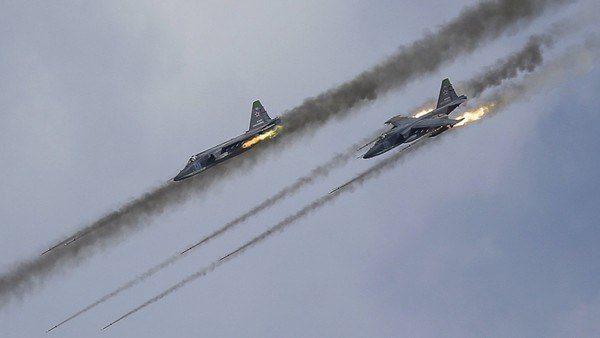 1Sukhoi Su 25 Syria REUTERS