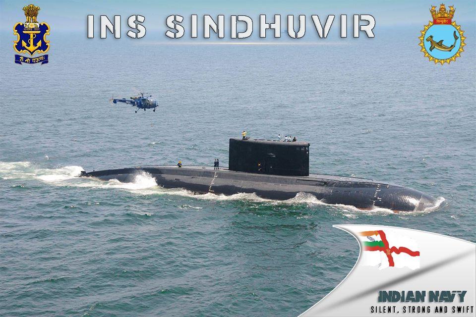 INS_Sindhuvir