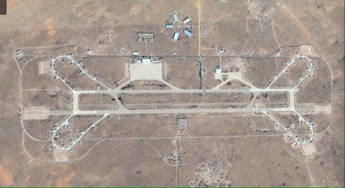 Al Watya Air Base Lçibya Observer