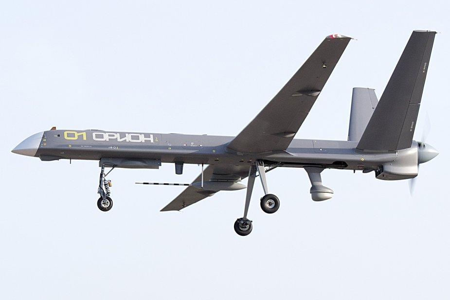 Russian_Kronstadt_Group_details_Orion_E_UAV