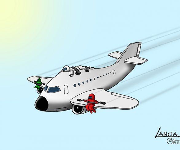 Fase 2: volare sicuri