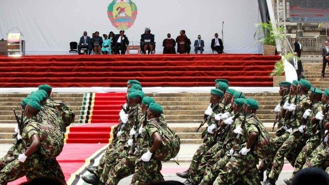 MOZAMBIQUE-POLITICS-INAUGURATION