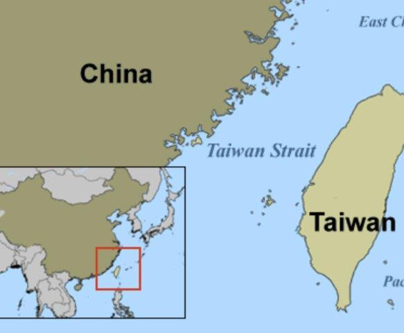Taiwan-Strait-Western-Michigan-University