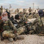 merceari siriani Libia