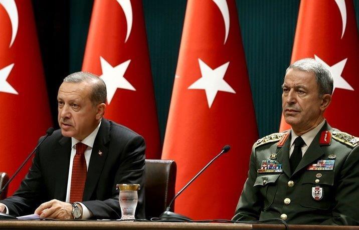 Haka e Erdogan