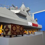 Fincantieri vara il primo OPV per il Qatar che rafforza la cooperazione militare con l'Italia