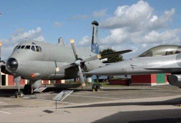 Atlantic ed F16 al Museo di Vigna di Valle (2)