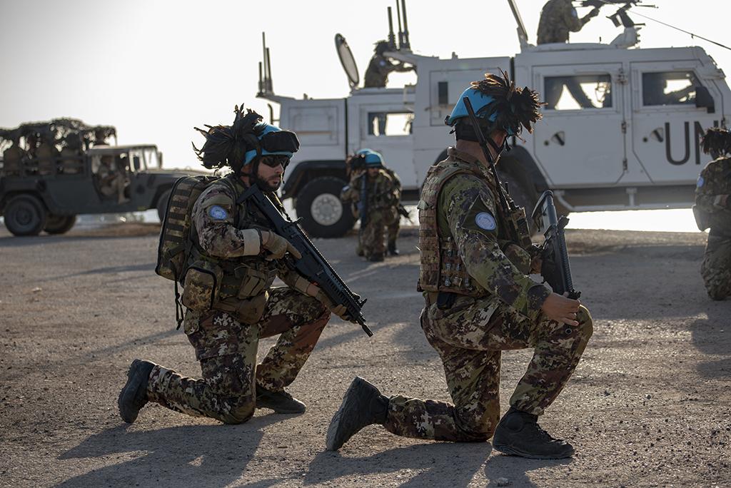 Bersaglieri e LAF in un momento dell'assaltojpg (2) (002)