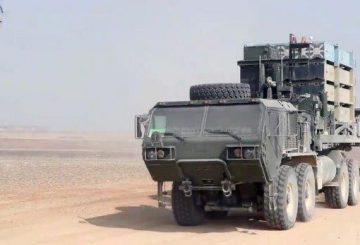 Veicolo ad alta mobilità con lanciatoredelsistemaIronDomeperlUSArmy_MinisterodellaDifesaisraeliano (002)