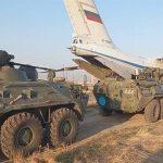 Nagorno-Karabakh: già in azione la forza d'interposizione russa