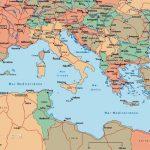 """Quali sono i confini del """"Mediterraneo Allargato"""" ?"""