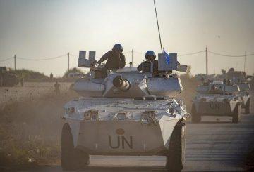 12. Libano contingente UNIFIL su base Brigata Sassari (002)