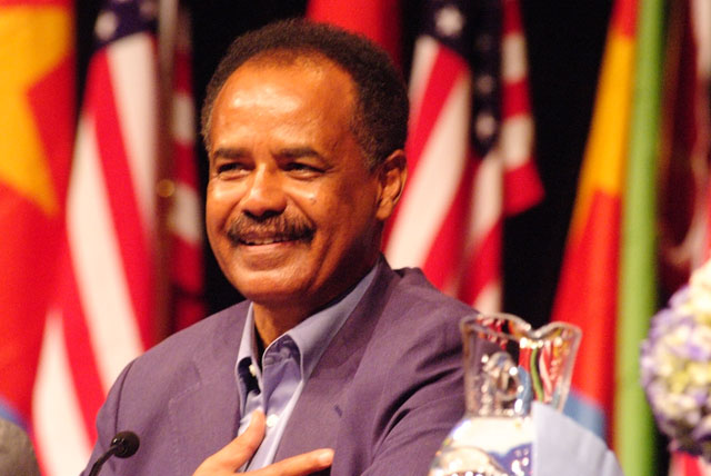 President Isaias in New York City