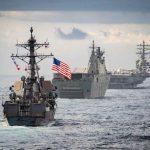 il piano di costruzioni della US Navy 2022-2051
