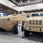 Medium Tactical Vehicle e SuperAV di Iveco al Salone IDEX di Abu Dhabi