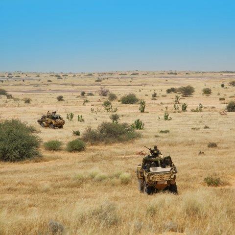ESTONIA SOF in Mali