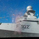 "Fincantieri vara la corvetta ""Damsah"" per la Marina del Qatar"