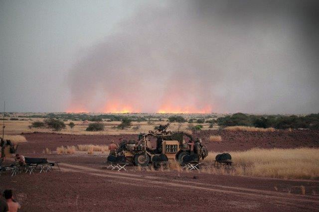 Estionia SOF Mali
