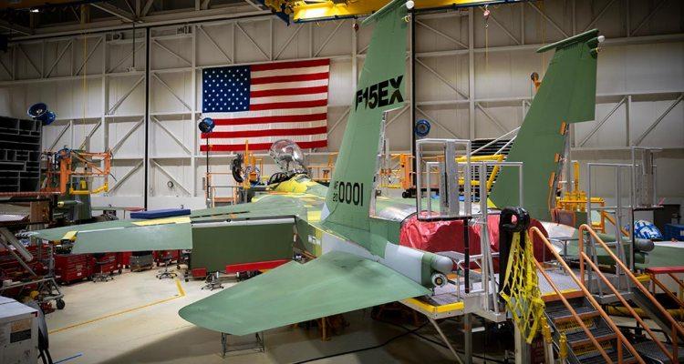 USAF-F15EX