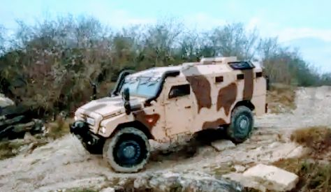 Morocco-orders-36-Arquus-Sherpa-armoured-vehicles