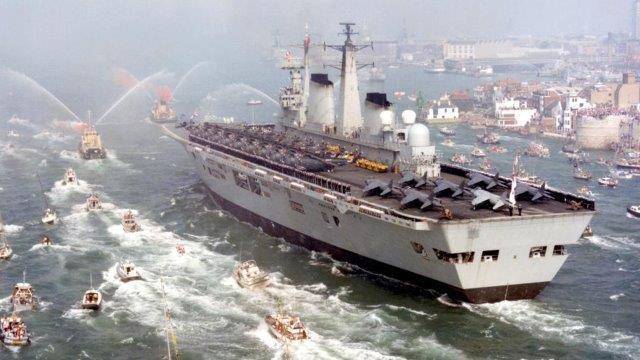 The-Falklands-War
