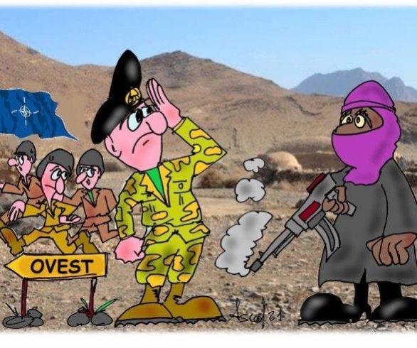 2021: fuga da Kabul