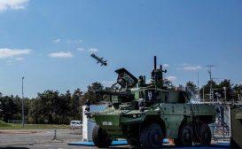 MBDA e Nexter testano i missili MMP a bordo dei blindati Jaguar