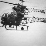 Foto 1 Uno dei primi elicotteri AB-47 in dotazione (002)