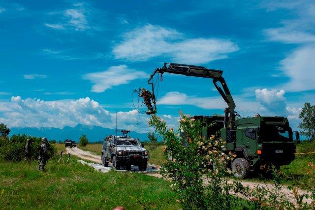 Attività di bonifica CBRN condotta dal contingente austriaco (2) (002)
