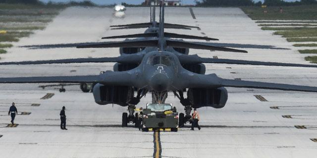 B-1B-USAF