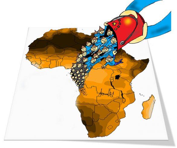 L'invasione cinese dell'Africa